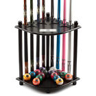 Kyпить Corner-Style Floor Stand 8 Billiard Pool Cue Rack Holder with Score Counters на еВаy.соm