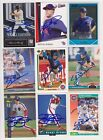 Chicago Cubs Signed auto cards PICK LIST 1.49-3.99 each autograph MLB All-Star on Ebay