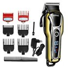 Professional Electric Barber Hair Trimmer For Men Beard & Hair Clipper
