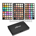 Pro High Pigmented 120 Color Eye Shadow Makeup Palettes Eyeshadow Matte Glitter