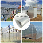 4 Year 6 Mil Clear Plastic Greenhouse Poly Film Polytunnel Poly Hot House Cover