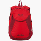 Highlander Dublin 15ltr Light and Colourful Rucksack Tough and Comfortable