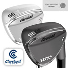 Cleveland RTX 4 Wedge Available in Tour Satin or Black Satin / Select your loft