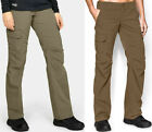 NWT Under Armour Women's Tactical Patrol Cargo Loose Fit Pants