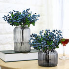 Artificial Blueberries Fake Mini Berries Fruit Plants Wedding Home Decorative