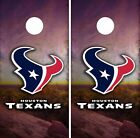 Houston Texans Cornhole Skin Wrap NFL Football Flag Vintage Vinyl DR31 $39.99 USD on eBay