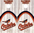 Baltimore Orioles Cornhole Skin Wrap MLB Baseball Wood Decal Vinyl Sticker DR522 on Ebay