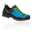 Salewa Mens Mountain Trainer 2 GORE-TEX Walking Shoes Blue Sports Outdoors