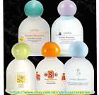 Jafra Tender Moments Baby Colognes Fresh Baby/Beautiful/1-2-4/Calming Baby/Mommy