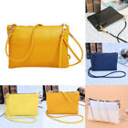 New Pu Leather Women Litchee Patern Small Bags Shoulder Bag Crossbody Bag Pack
