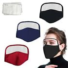 Kyпить Cotton Windproof Outdoor Face Protective Face Mask with Eyes Shield + 2 Filters на еВаy.соm