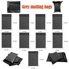 Grey Mailing Strong Post Mail Postal Bags Poly Postage Self Seal All Sizes Cheap