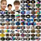 3d Unisex Reusable Washable Facemask Half Face Mouth Funny Face Protect Filter B