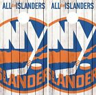New York Islanders Cornhole Skin Wrap NHL Hockey Custom Art Decor Vinyl DR140 $39.99 USD on eBay