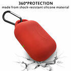 Soft Silicone Earphone Protective Case Cover + Buckle for Introducing Echo Buds