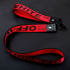 Off White inspired 3D Industrial KeyChain Wrist Neck Strap Lanyard USA Seller