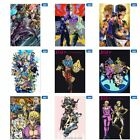 JoJo's Bizarre Adventure Anime Crusaders Poster Refrigerator Anime Around Gifts