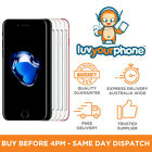 Apple Iphone 7 32gb 128gb 256gb All Colours 4g Unlocked Smartphone Free Delivery