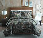 Realtree Edge Queen Comforter Set, Tan