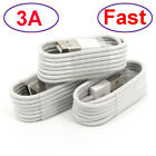 Wholesale USB Data Fast Charger Cables Cords For Apple iPhone 5 6 7 8 X XR XS