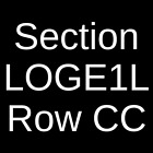 3 Tickets Widespread Panic 4/3/21 The Chicago Theatre Chicago, IL