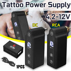 Newest Wireless Tattoo Power Supply Battery Pack For Tattoo Machine Pen RCA / DC