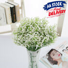 1/3pcs Artificial Gypsophila Breath Wedding Decor Fake Flowers Bouquet Baby Home