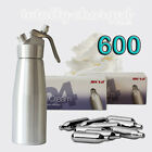MASTER WHIP 8g Whipped Cream Chargers Canisters Capsule Dispensers NO2 NOS N20