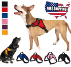 Dog Pet Harness No Pull Adjustable Control Vest Dogs Reflective XS - to - XXL