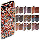 For Huawei Series - Aboriginal Art Print Flip Case Wallet Mobile Phone Cover #2