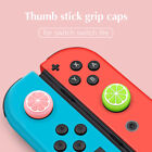 Cute Silicone Thumb Grip Joystick Cap Cover Analog For Nintendo Switch NS Lite