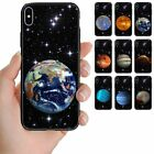 For Samsung Galaxy Series - Planet Galaxy Theme Mobile Phone Back Case Cover #1