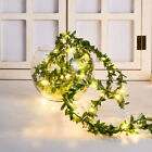 20 LED Wine Bottle Fairy String Lights Battery Cork Shaped Xmas Wedding Party 2M