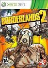 Borderlands 2 X360 Gearbox Video Game Used - Very Good