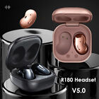 R180 Buds Live TWS Bluetooth 5.0 Earbuds Wireless Headphones Mic Charging Case