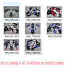 New For BMW S1000RR 2009-2014 bodywork fairing repairt part replacement