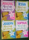 You're Amazing Personalized Children's HC Book - Pick Your Name
