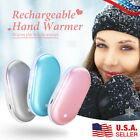 Hand Warmers USB Rechargeable Electric Heat Hot hands 5200mah Charger Power Bank