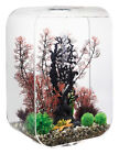 'Biorb Life Aquarium Mcr 15,30,60 Litre Clear With Led Colour Change Light