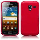 Silicone Slim TPU Gel Back Protector Case Cover for Samsung Galaxy Ace 2 i8160