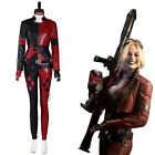 The Suicide Squad Harley Quinn Cosplay Costume Halloween Suit Uniform Outfit