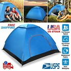 Waterproof 3-4 Person Automatic Instant Pop Up Outdoor Camping Tent Family Use