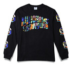 Billionaire Boys Club BB Abstract Arch LS Knit 801-9308 Black 2021 Brand New