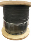 """Black Oxide Stainless Steel T316 Cable Railing 1/8"""" 1x19 New Stock"""