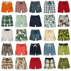 NWT GYMBOREE Baby Boys Shorts Adjustable Waist or Elastic Waist