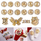 Nail Rhinestones Diy New Year Nail Art Nail Art Decorations Manicure Ornaments