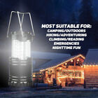 Collapsible LED Lanterns Tac Light Emergency Outdoor Hiking Camping Lamps IR