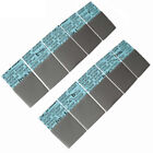 For Cpu Gpu For Computer 15*15*1mm Thermal Pad Conductive Heatsink Silicone