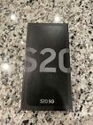Samsung Galaxy S20 S20+ Plus 5G Box OEM Retail Box Headphones & Charger & Cable