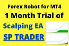 1 Month Trial EA  Profitable Forex Robot for MT4 , HIGH WIN RATE Scalping Bot